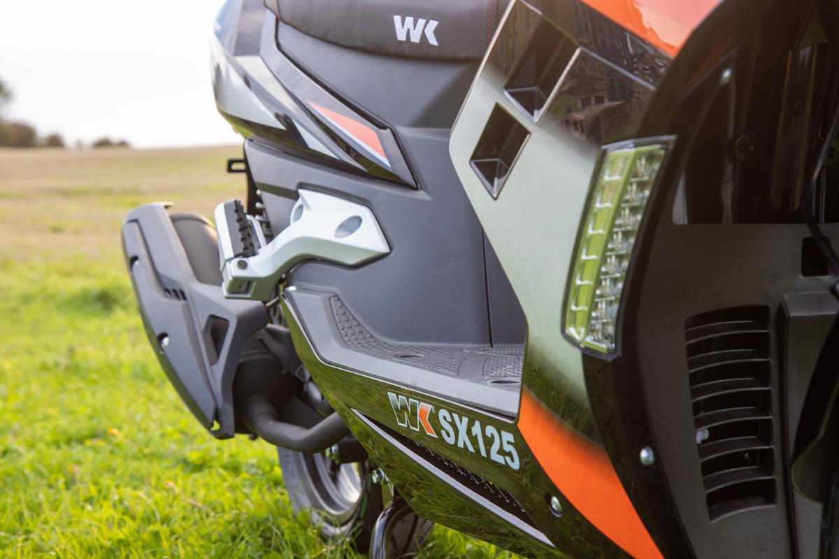 WK SX 125 - Image 7