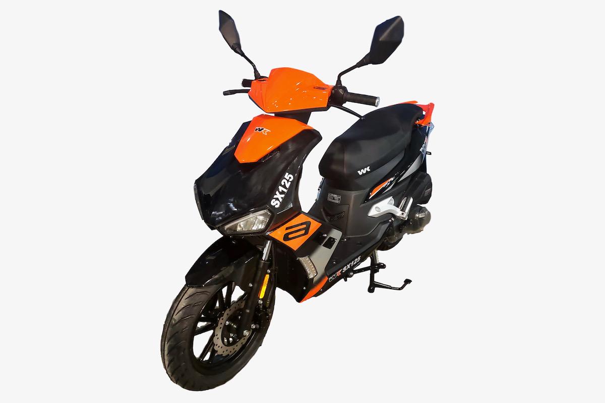 sx 125 orange