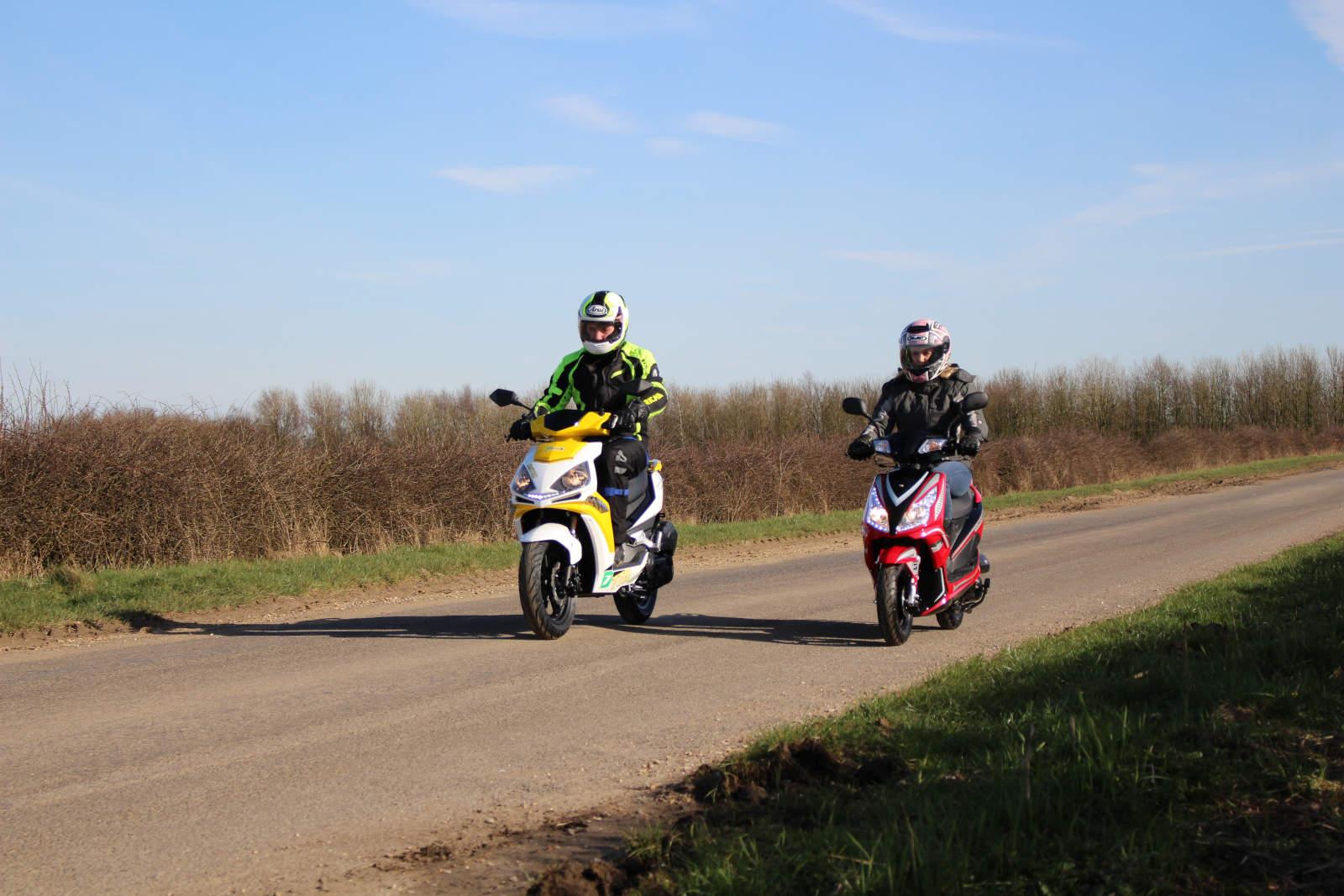 wk bikes training school offer