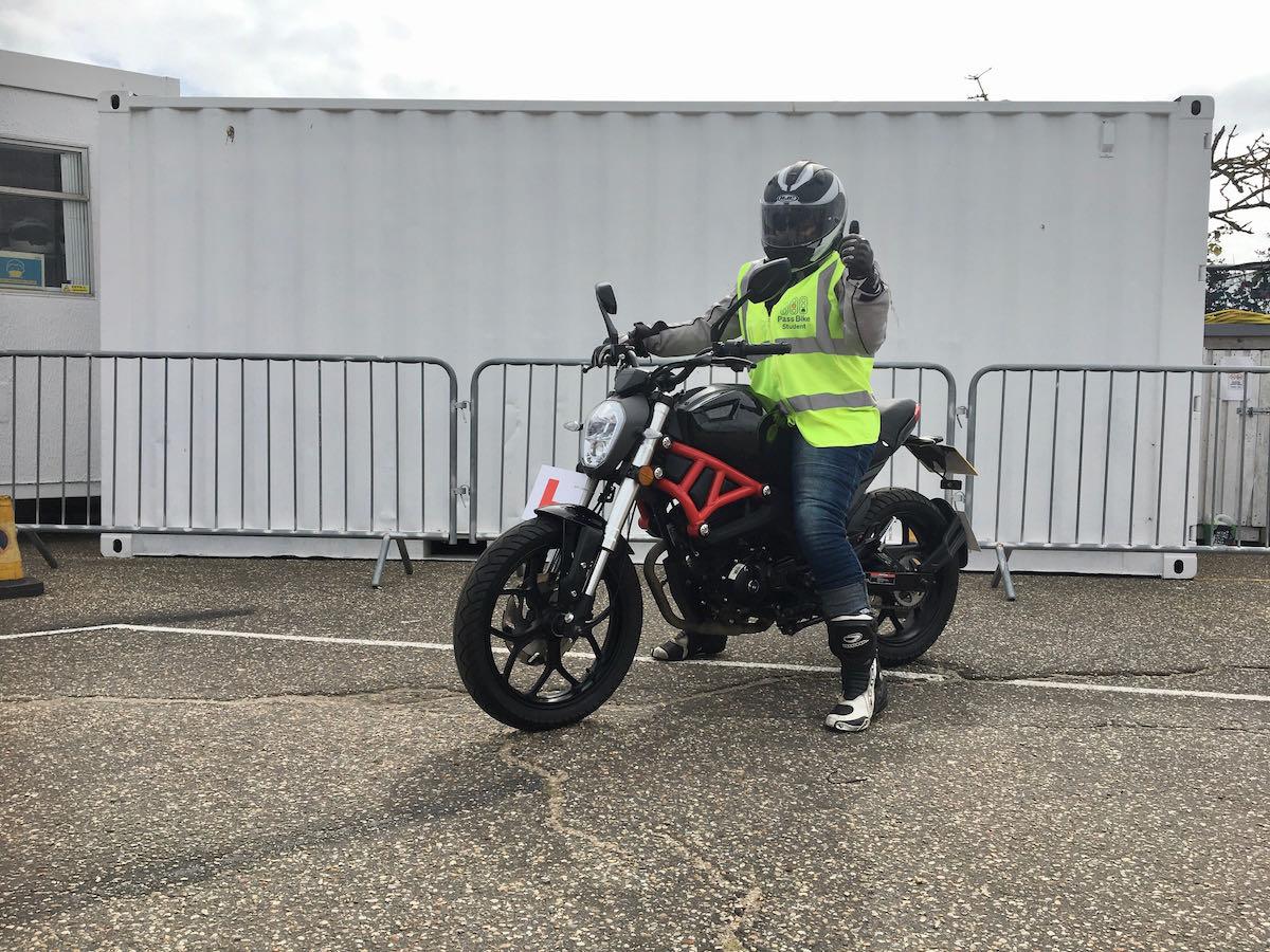 pass bike